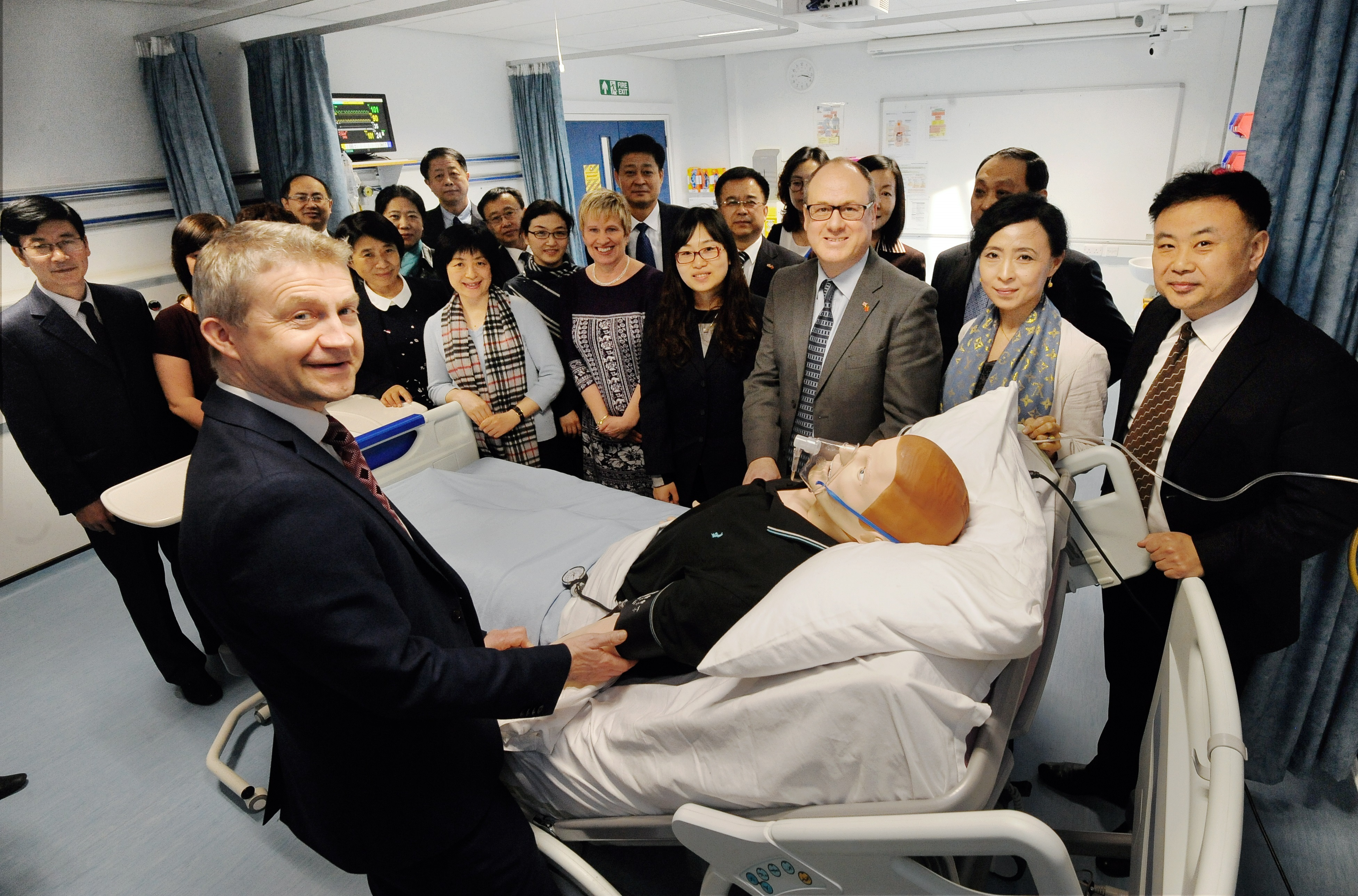 Chinese Health Delegates1